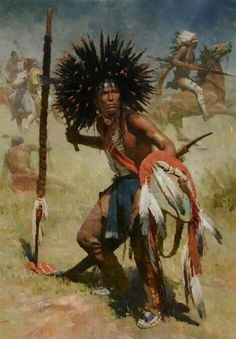 Pushmataha Choctaw leader