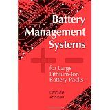 Battery management systems for large lithium-ion battery packs / Davide Andrea Boston : Artech House, cop. 2010