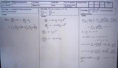 Matematik -2 Vize Soruları ve Çözümleri - 2016