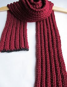 Episode 171 how to crochet the every man scarf crochet diy episode 171 how to crochet the every man scarf crochet diy pinterest men scarf free crochet and scarves dt1010fo