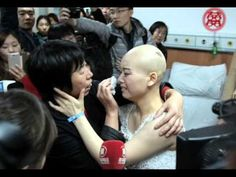 Sad true story: Girl friend got cancer, a man decide to quit job and marry her - YouTube