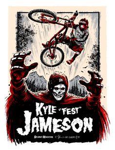 Kyle Jameson and the Crimson Ghost by Adi Gilbert