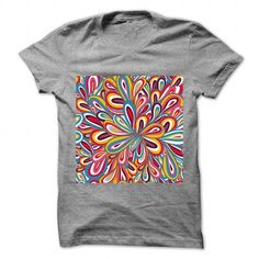 ELEMENTS OF COLORFUL FLORAL SEAMLESS PATTERN DESIGN T-SHIRTS, HOODIES, SWEATSHIRT (19$ ==► Shopping Now)