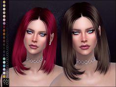 Anto - Dua (Hairstyle)