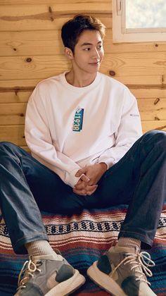 Nam Joo Hyuk Tumblr, Nam Joo Hyuk Cute, Korean Star, Korean Men, Korean Celebrities, Korean Actors, Beautiful Men, Beautiful People, Jong Hyuk