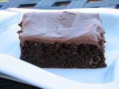 Gluten Free Desserts made Delicious: Gluten Free Hershey's Chocolate Cake