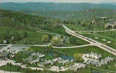 Vintage aerial shot #PantherValley