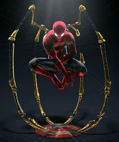 Taking a field of civil war in movies Spider-Man infinity war iron spider in comics 2 film Marvel Fan, Marvel Dc Comics, Marvel Heroes, Marvel Avengers, Marvel News, Spiderman Art, Amazing Spiderman, Iron Man Avengers, Iron Spider