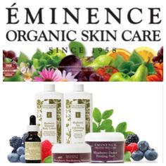 Eminence Organic Skincare! #skincare #facials #allaboutumassage. Contact us for more info at info@allaboutumassage.ca or follow& LIKE us on www.facebook.com/allaboutumassage