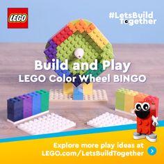 Lego For Adults, Lego For Kids, Lego Hogwarts, Lego Duplo, Lego Ninjago, Lego Party Games, Lego Parties, Easy Lego Creations, Lego App