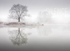 Image result for images of silence