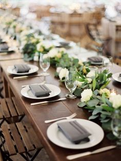 If you're the kind of bride who dreams of lush, organic florals, or of an utterly romantic gown to take your groom's breath away...this wedding is for you. Set it Kyle, Texas, it's anoutdoor affair designed byWestcott Weddingsand captured byMichelle