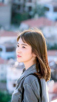 Poster Descendants of the Sun Song Hye-kyo – Jauhari. Korean Actresses, Korean Actors, Actors & Actresses, Korean Dramas, Asian Actors, Korean Star, Korean Girl, Descendants Of The Sun Wallpaper, Song Hye Kyo Descendants Of The Sun