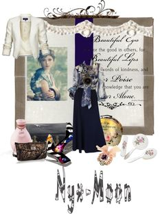"""""""Untitled #256"""" by nyxmoon ❤ liked on Polyvore"""