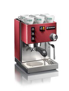 Limited Edition Rancilio Silvia Espresso Machine