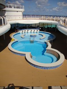 Disney Dream: Is this what your cruise looked like Aunt Wendy?!