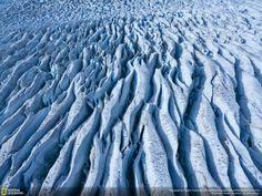 Les motifs du glacier