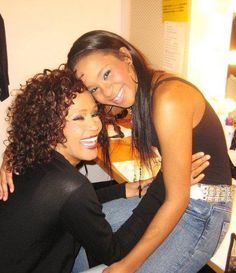 Whitney Houston & Bobbi Christina
