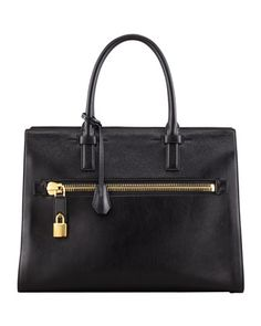 Charlotte Zip Pocket Tote by Tom Ford at Neiman Marcus. $2990