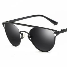 Polarized Sunglasses Women 2017 Fashion Pilot Mirror Lady Glasses UV400 Retro Vintage Brand Designer Sun Glasses for Women