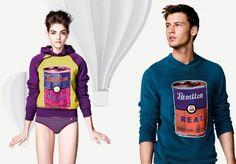 Underwear and Homewear for Winter 2012-2013