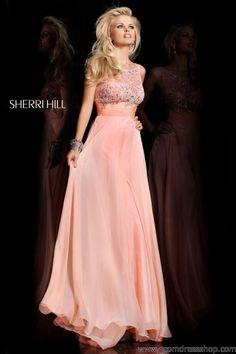Sherri Hill 3872 at Prom Dress Shop