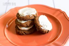 Paleo Pumpkin Spice Cookies - okay.  Kids liked them and ingredients are healthy...(used 1/2 tsp cinnamon in icing).