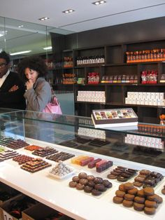 a fellow chocolate lover ponders which Christopher Elbow chocolates to buy
