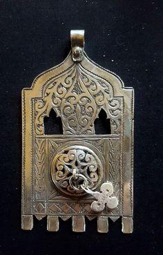 Morocco Sterling silver Hand of Fatima –Khamsa - Essaouira