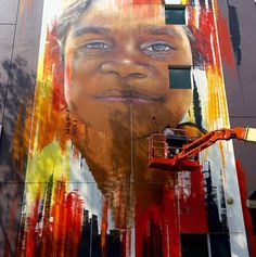 Adnate at work in Singapore, 5/15 (LP)