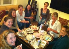 Dianne Brill Beauty Home Parties are always amazing !