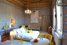 Palais dans la Médina de Tunis
