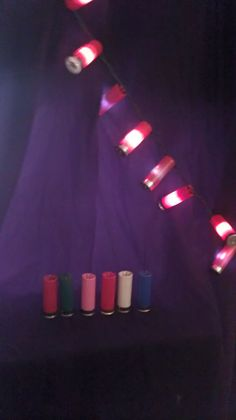 How to make shotgun shell lights :)