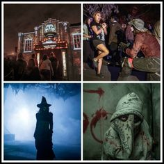 NEW Monsters Infect Knott's Scary Farm Plus The Full Lineup Of the Venerated Event.