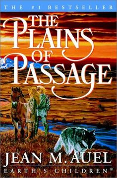 The Plains of Passage (Earth's Children) by Jean M. Auel