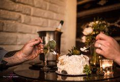 Hacienda Vargas Elopement. Wedding Reception Decor.