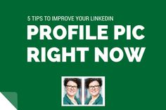 Every professional photographer is going to kill me. Two out of these 5 tips they will argue vehemently against. Never mind, you want to look your best, professional self on LinkedIn right?