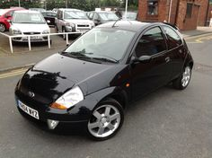 Ford Sport Ka 2004 (Not the actual picture)