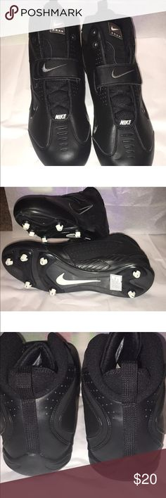 Nike football cleats Brand new no box ... size 15 Nike Shoes