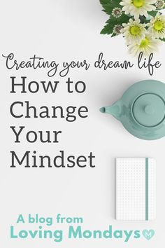 Increased motivation, raised productivity, and reaching life goals are all key elements to achieving your dream life. Each can be attained by shifting to a growth mindset. This blog post from Loving Mondays helps you develop a growth mindset, in turn changing your life completely.  #motivation #productivity #lifegoals #growthmindset