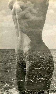 Pierre Boucher -Les Fantasmagories du Nu #14, 1937