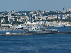 La rade de Brest Bretagne