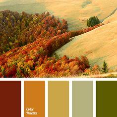 Color Palette #3473