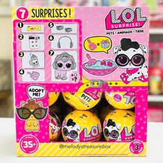 Excited to finally get our hands on a full case of Wave 2 LOL Surprise Pets today!!   #lolsurprisepets #lolsurprisepetswave2 #lolpets #collectlol #unboxlol #lolsurpriseseries3 #lolsurprisedolls #lolsurprisedollscollector #kidyoutuber @lolsurprise @lolsurprise.uk @lolsurpris @lolsurprise.russia @lolsurprise.es