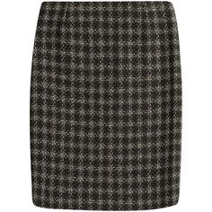 Sonia Rykiel Wool-Blend Plaid Skirt (14.360 RUB) ❤ liked on Polyvore featuring skirts, bottoms, multicolored, checked skirt, checkerboard skirt, plaid skirt, checkered skirt and colorful skirts