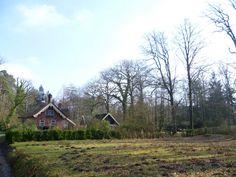 2014-03-02 Dezelfde woning vanaf de zijde van het kasteel, gelegen aan het Bornse voetpaf