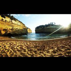 #lochardgorge #greatoceanroad #beach #cliffs #twelveapostles #lorne #apollobay #sunny by createdbysound http://ift.tt/1LQi8GE
