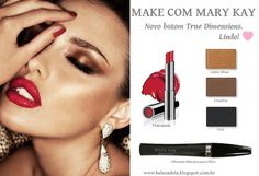 MK Want to achieve this look? Visit my website at: http://www.marykay.com/bholden