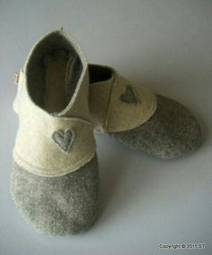 Booties for adults.... look so comfy!