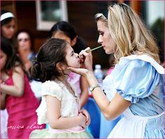 more cuteness Alice in Wonderland Birthday